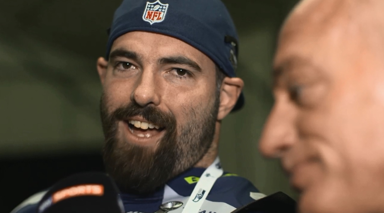 Kona's Unger ready for legacy game in Super Bowl XLIX