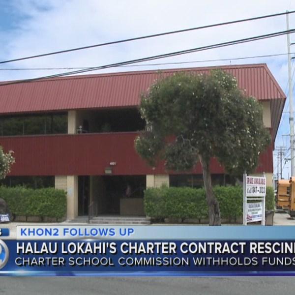 Charter school commission takes first step to close Halau Lokahi