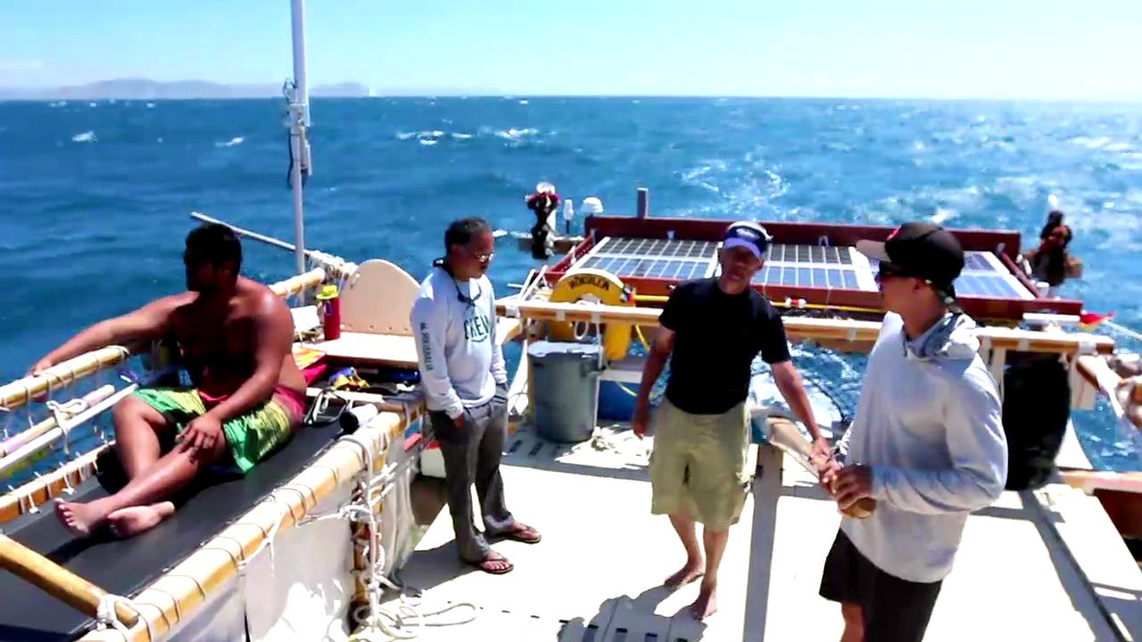 Hokulea heads to Wellington_73716