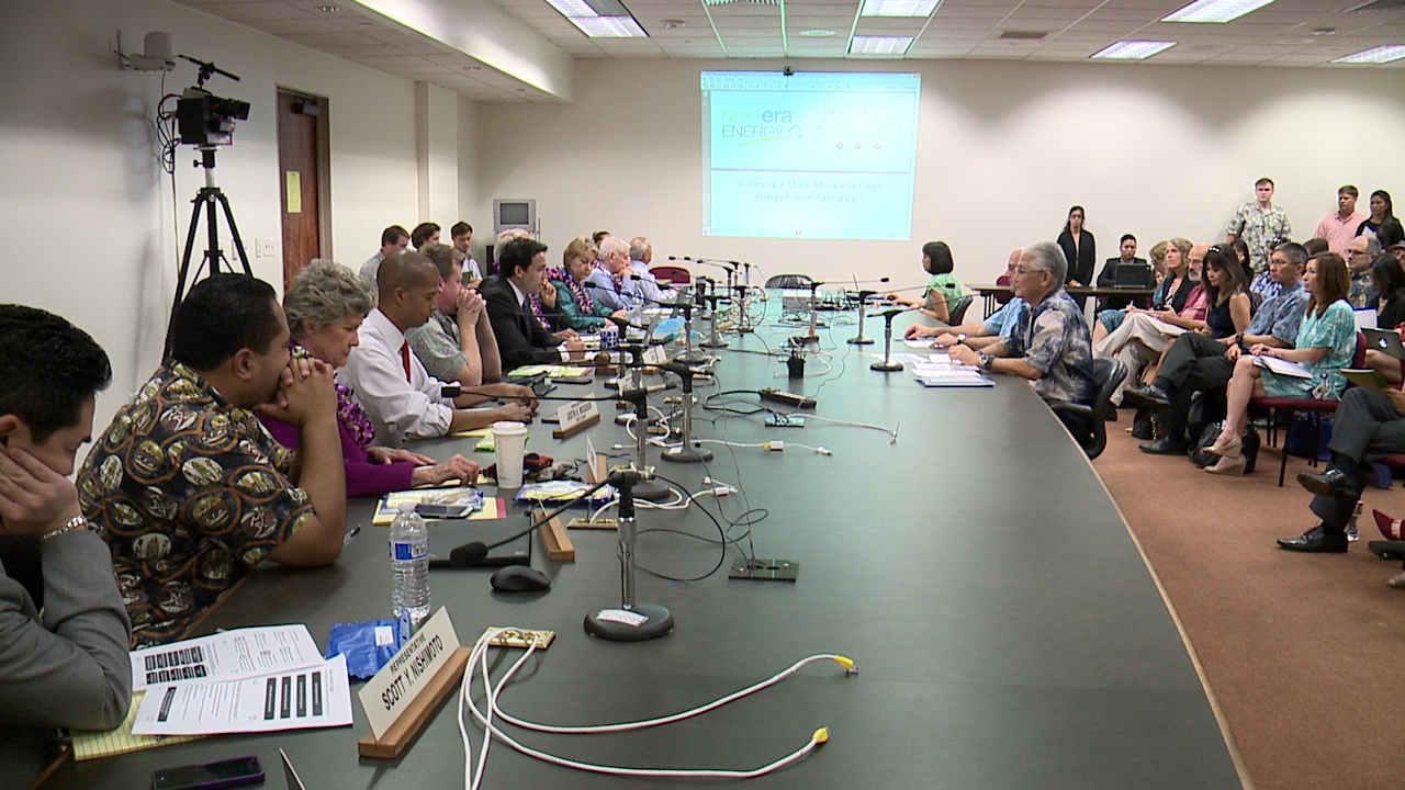 nextera heco lawmakers meeting_76140