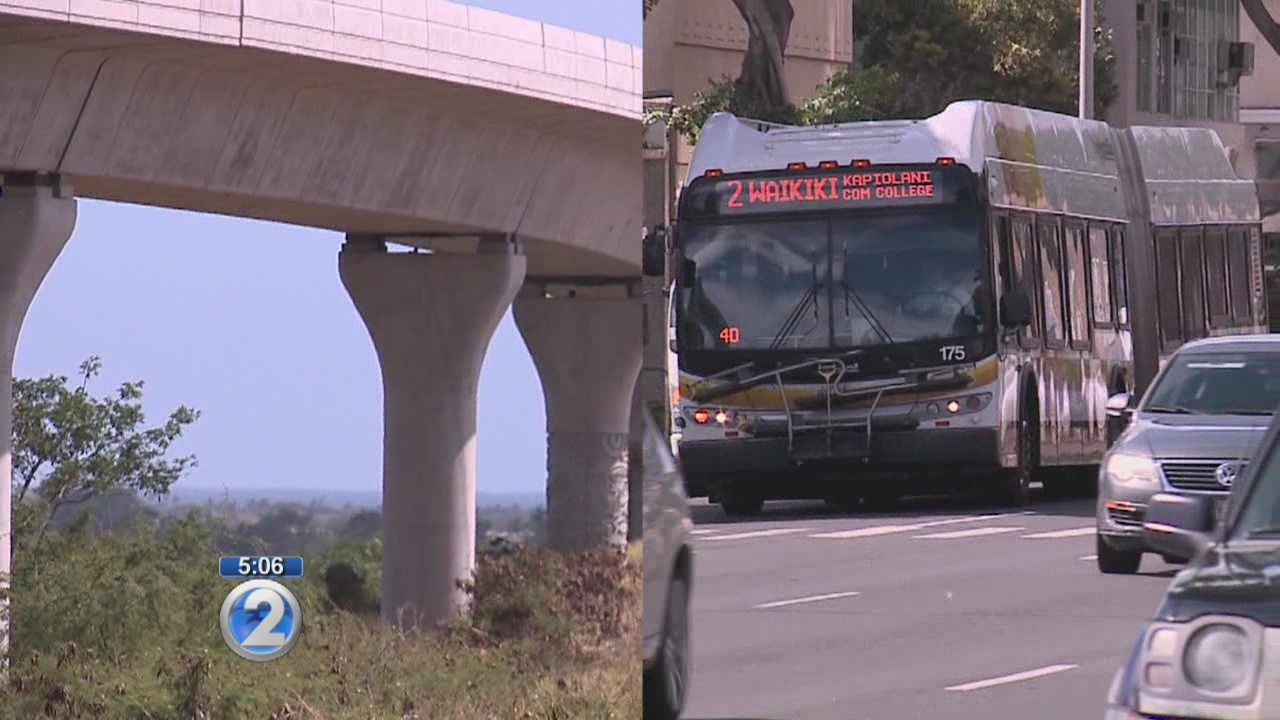 Council votes to remove bus funds from rail money plan