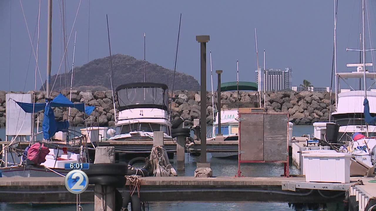 Boaters frustrated with poor conditions at Waianae harbor