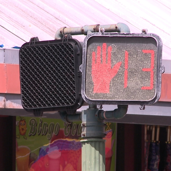 crosswalk signal countdown_80373