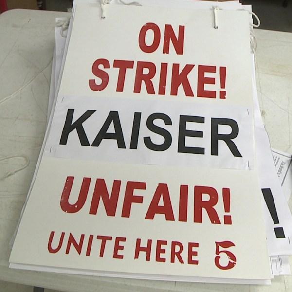 local 5 kaiser strike sign_76455