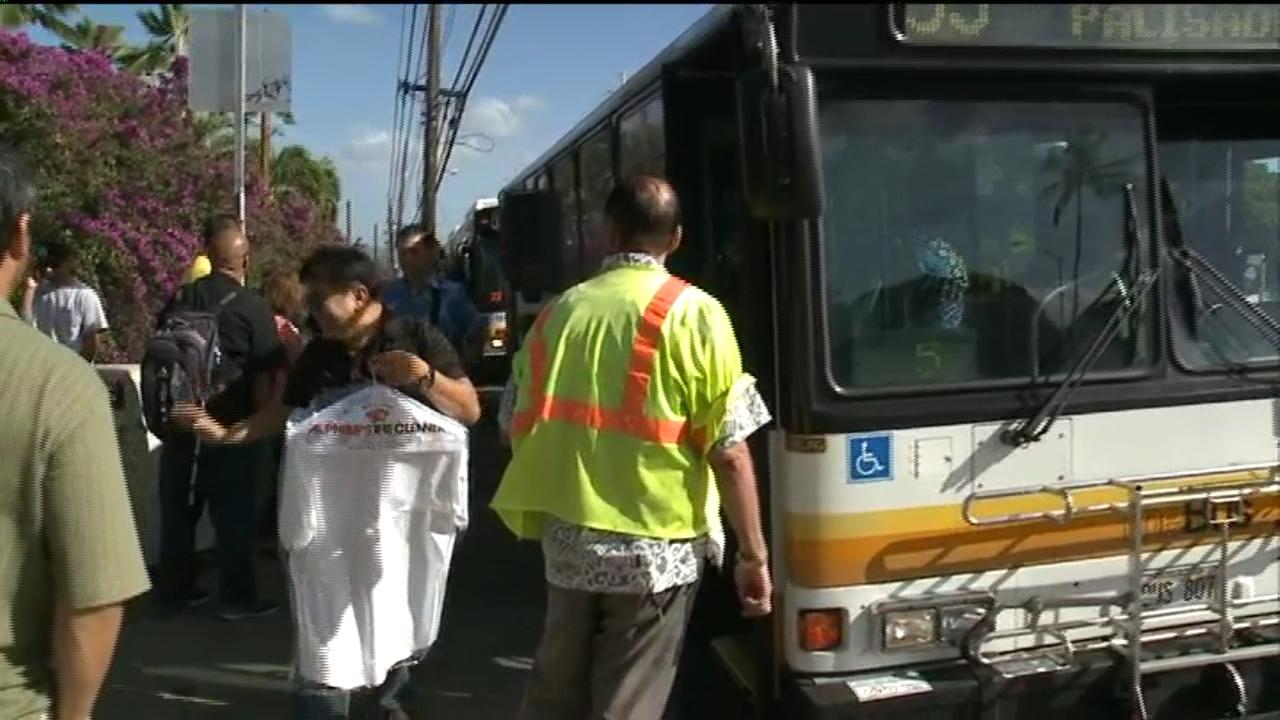 pearl city bus detour_78141