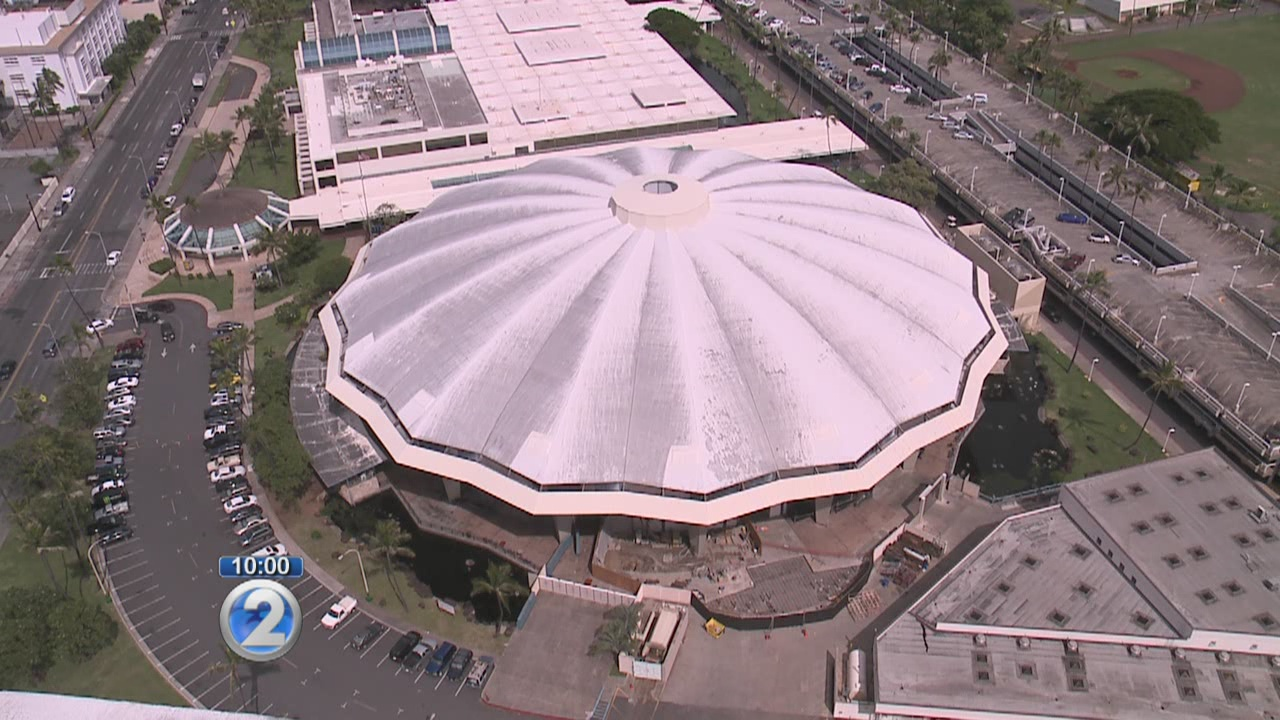 Will there be a new Blaisdell Center?