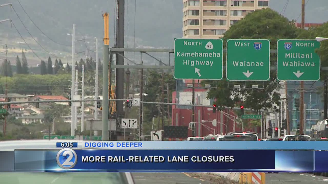 Additional 24-hour closures planned for Kamehameha Hwy.