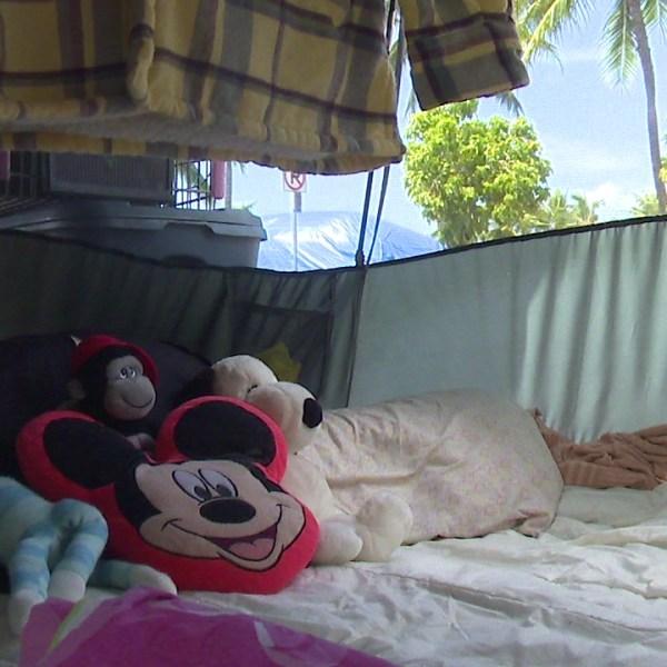 kakaako homeless tent_86241
