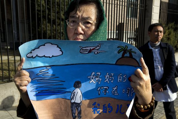 MH370 missing relative_82355
