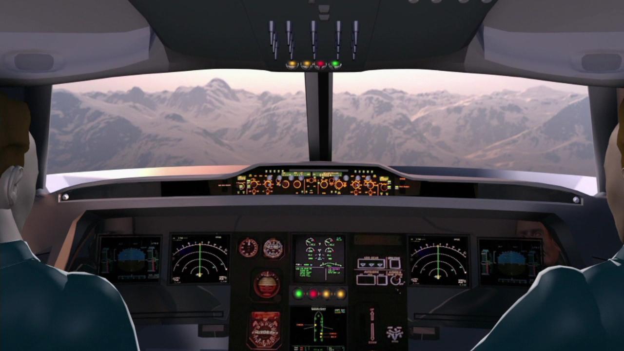 plane pilot cockpit simulation_85601