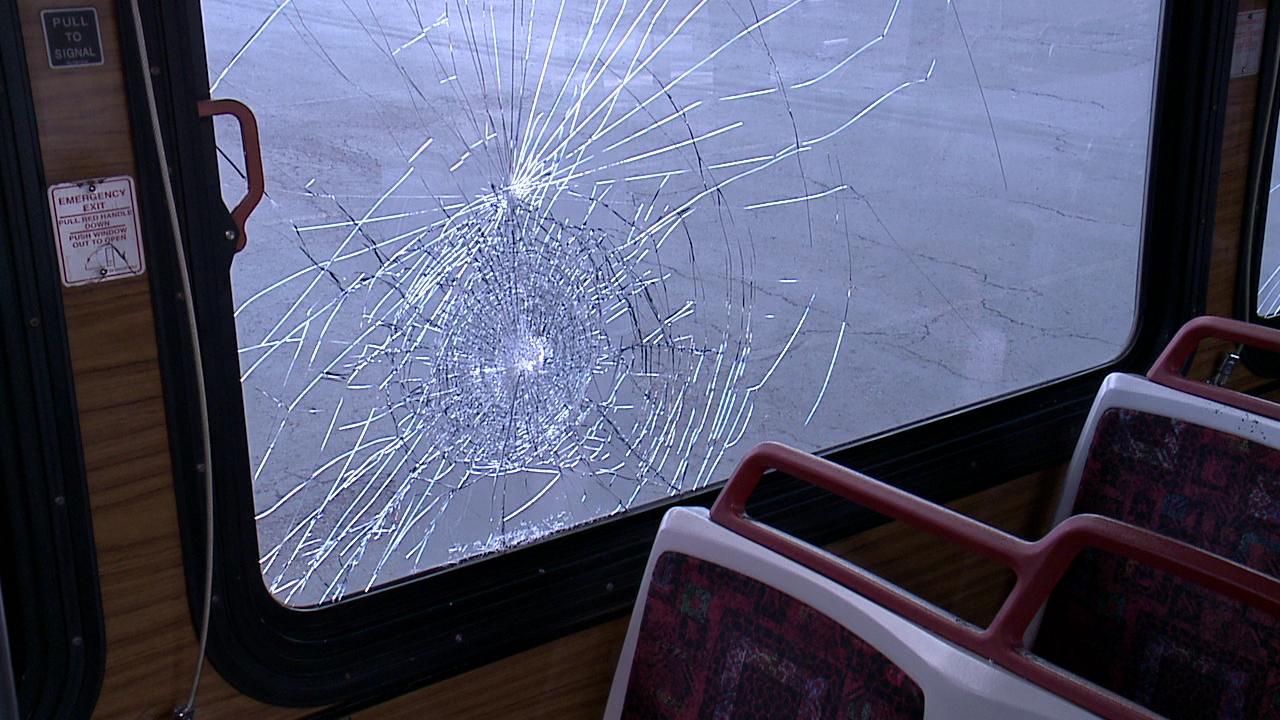 Golf Club Damage Bus_84781