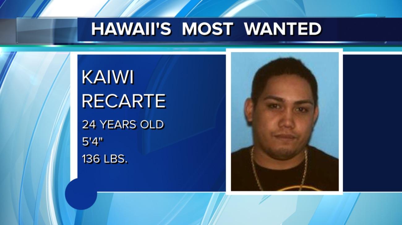 Recarte Hawaii's Most Wanted_84777