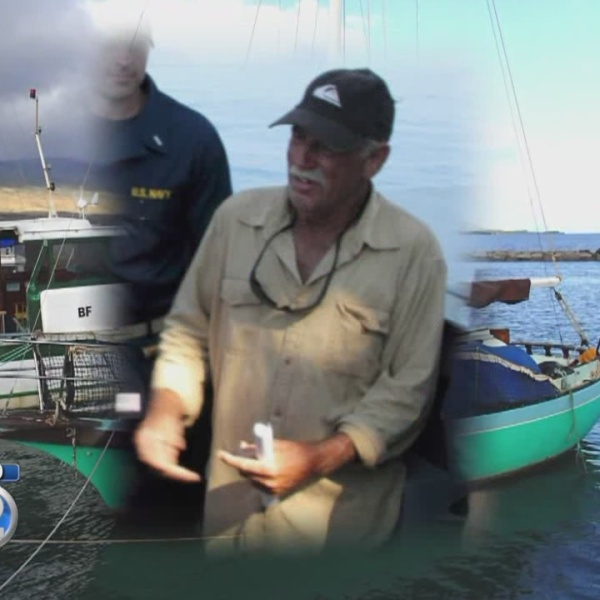 Fellow mariner not giving up on missing Molokai fisherman