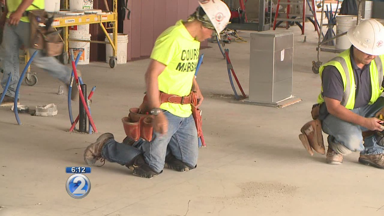 Statewide employment forecasted to expand by 3 percent
