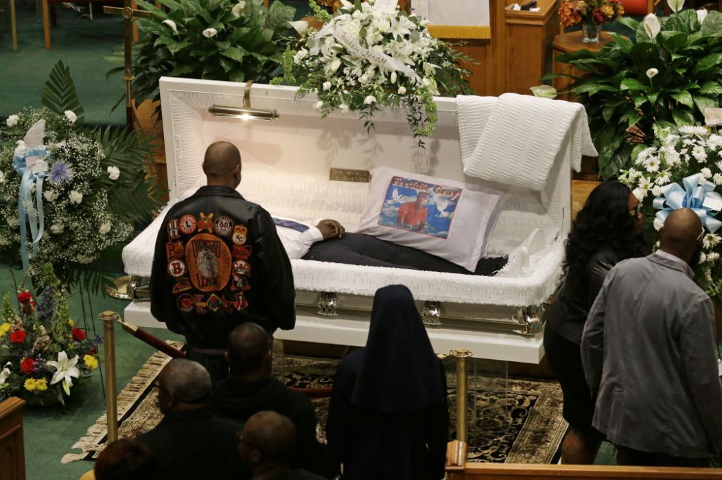 Suspect Dies Baltimore_91390