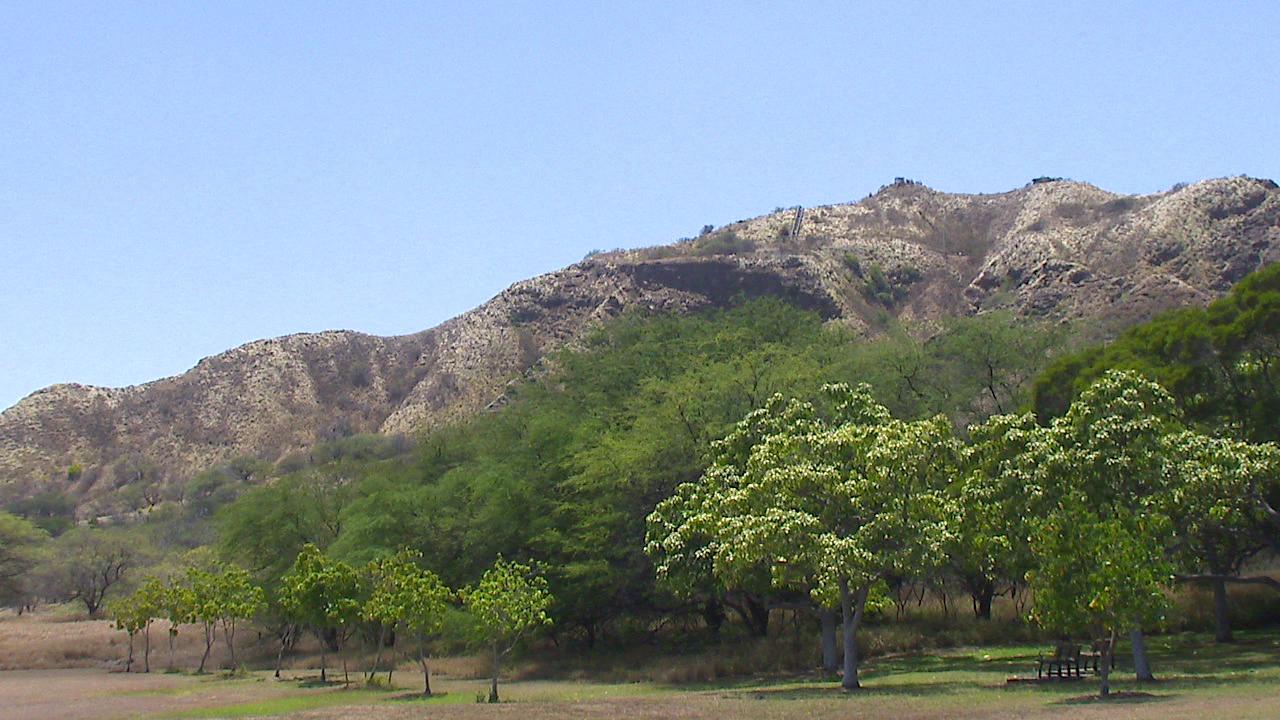 diamond head state monument_88427