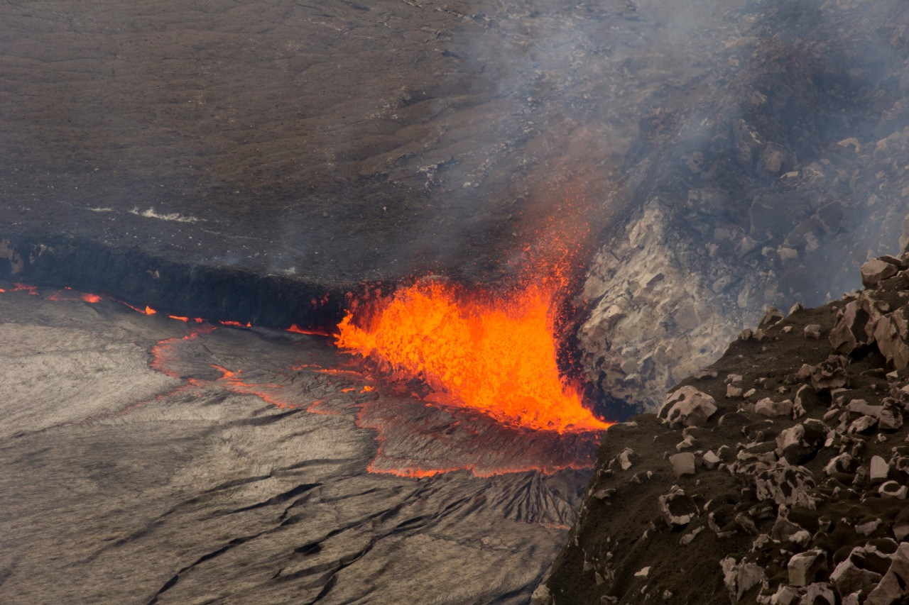 Scientists: Rapidly rising lava lake may be indicator of impending eruption