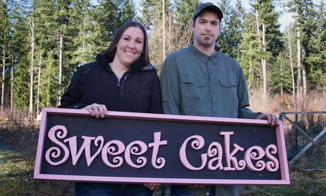 Melissa and Aaron Klein of Sweet Cakes as seen on Samaritan's Purse website, April 25, 2015