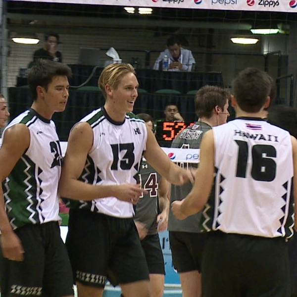 uh men's volleyball team_90020