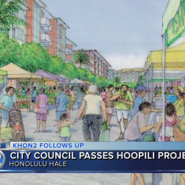 City council unanimously approves Hoopili project in West Oahu