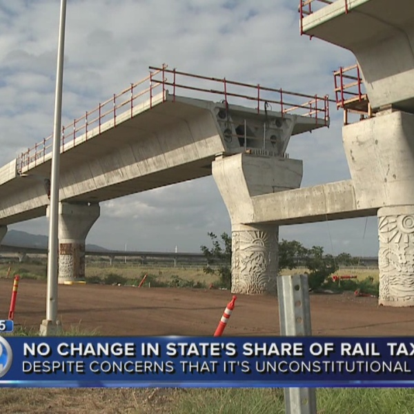 Rail tax extension likely with state's lucrative 'administrative fee' intact