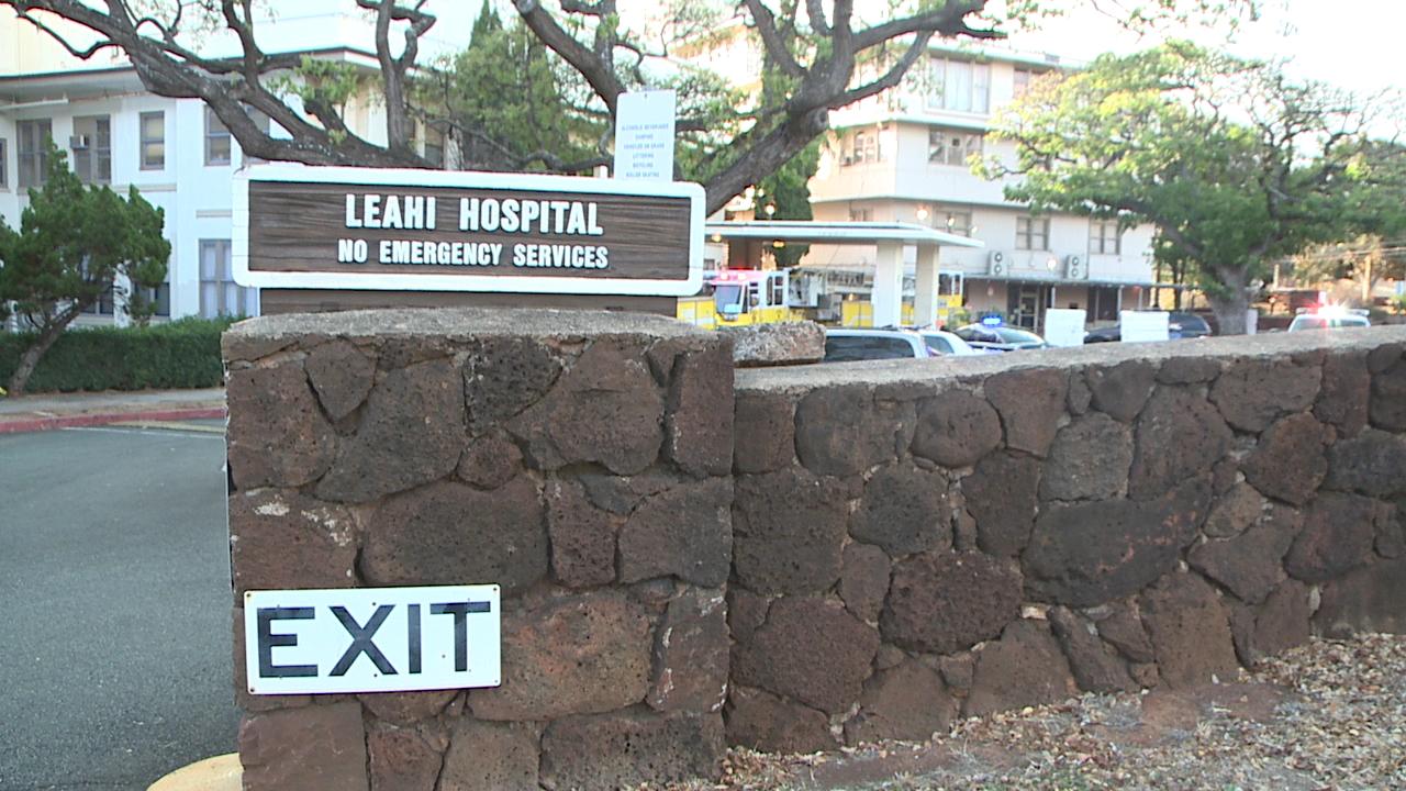 5-4 LEAHI HOSPITAL FIRE_92914