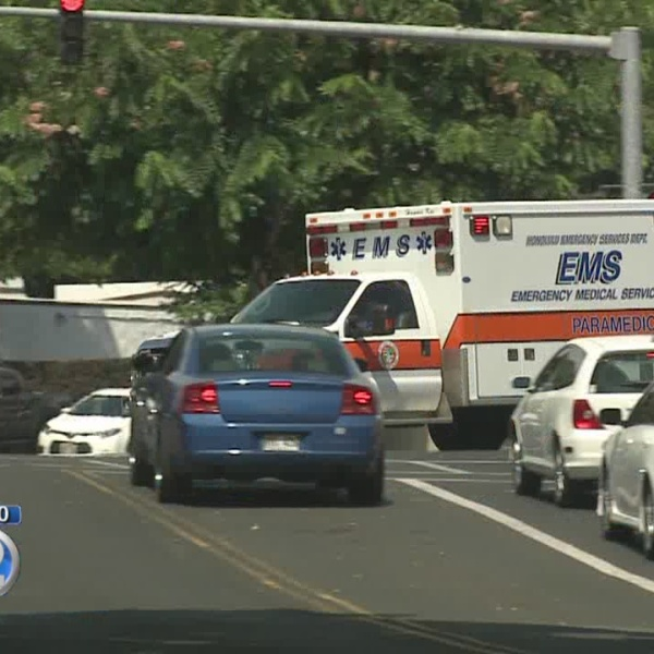 Ambulance units close temporarily due to staffing shortage