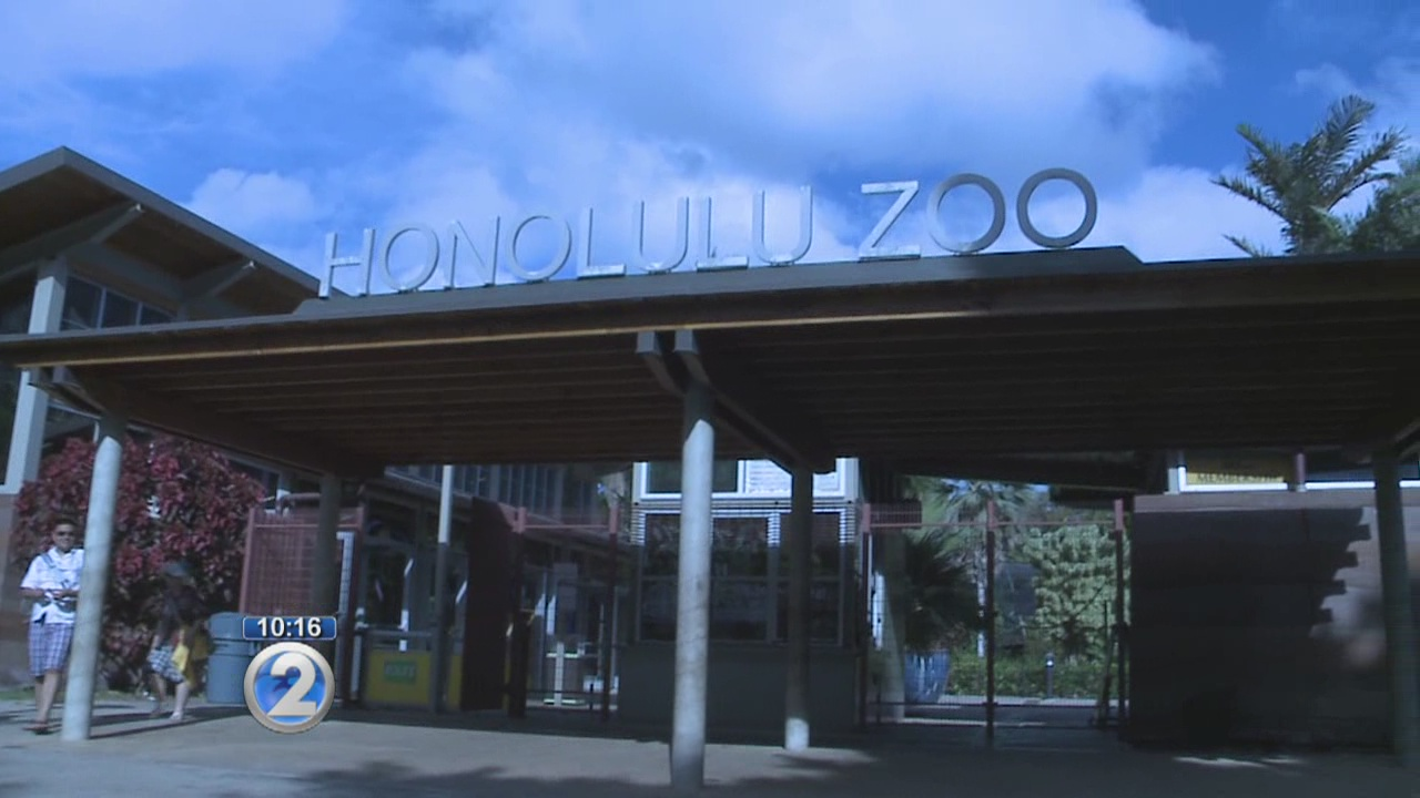 Council advances bill to allow Honolulu Zoo sponsorships