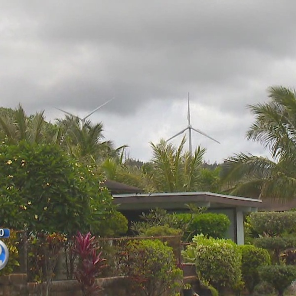 Kahuku residents concerned about new proposed wind farm