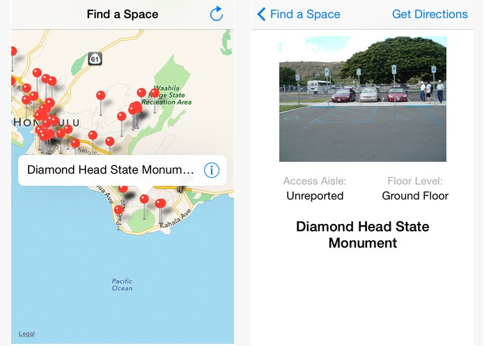 accessible parking app screenshots_94702