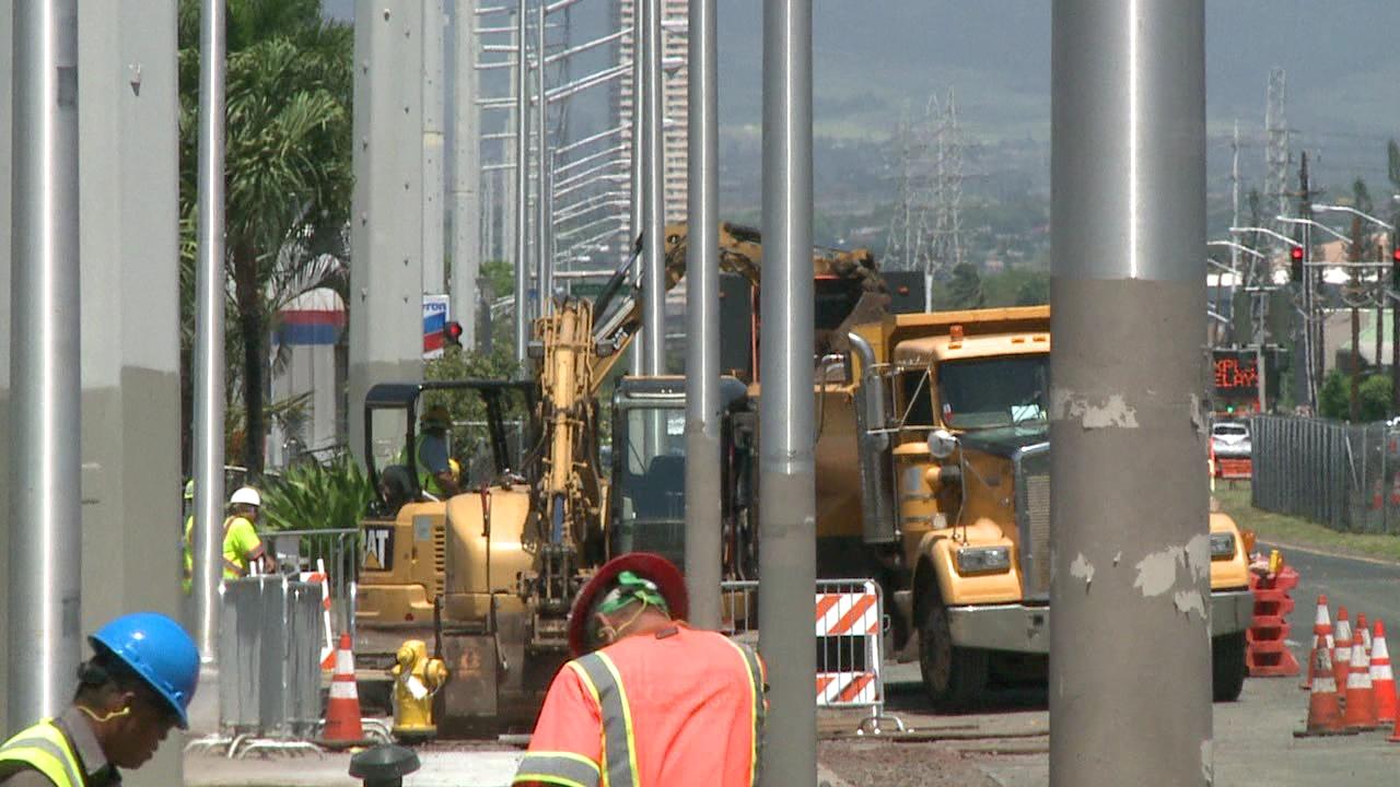 kamehameha highway construction_95912