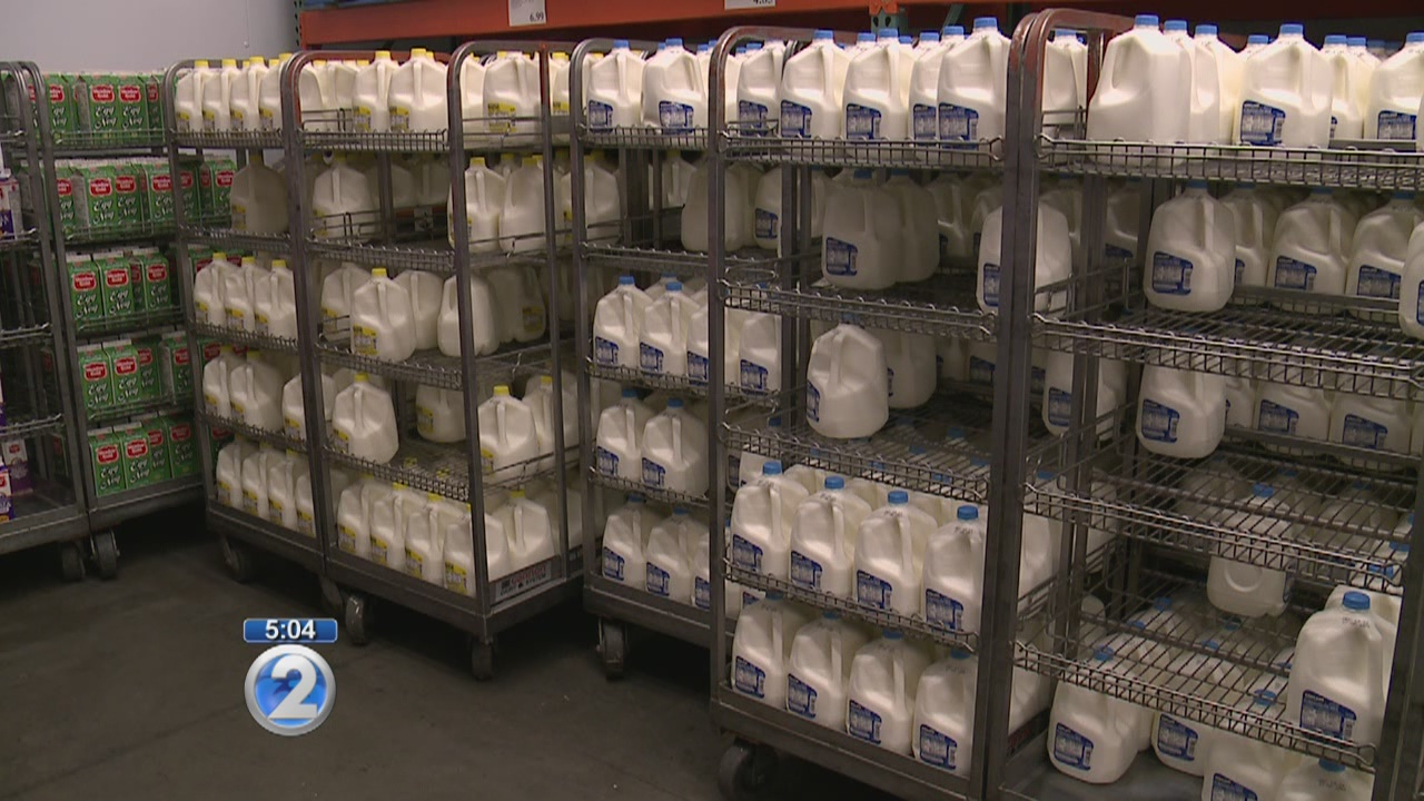 Hawaii milk producers fight for survival in competitive market
