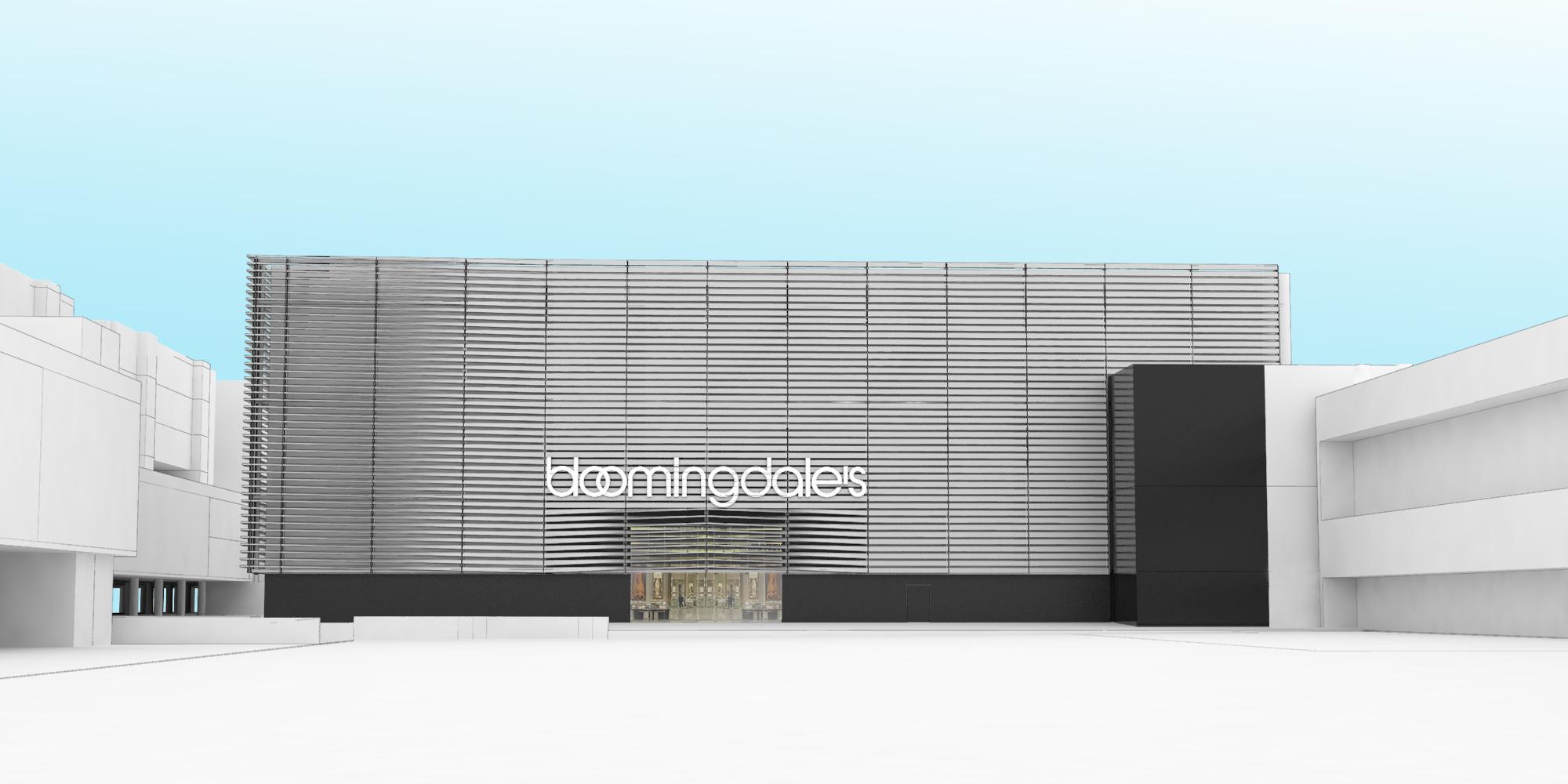 Bloomingdale's Ala Moana Exterior FINAL_102507