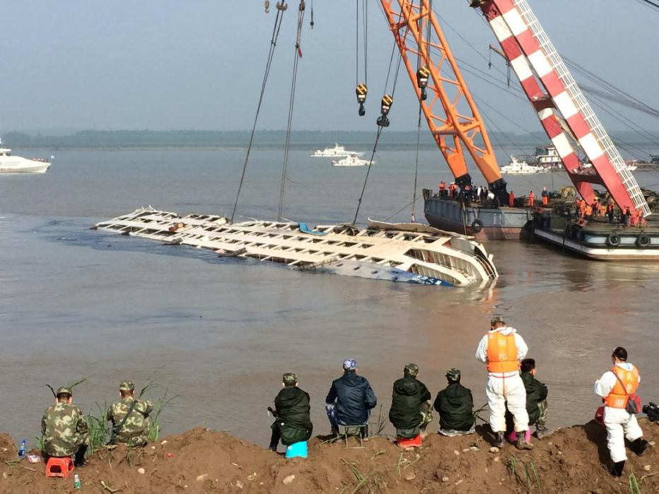 China Boat Sinks_98350