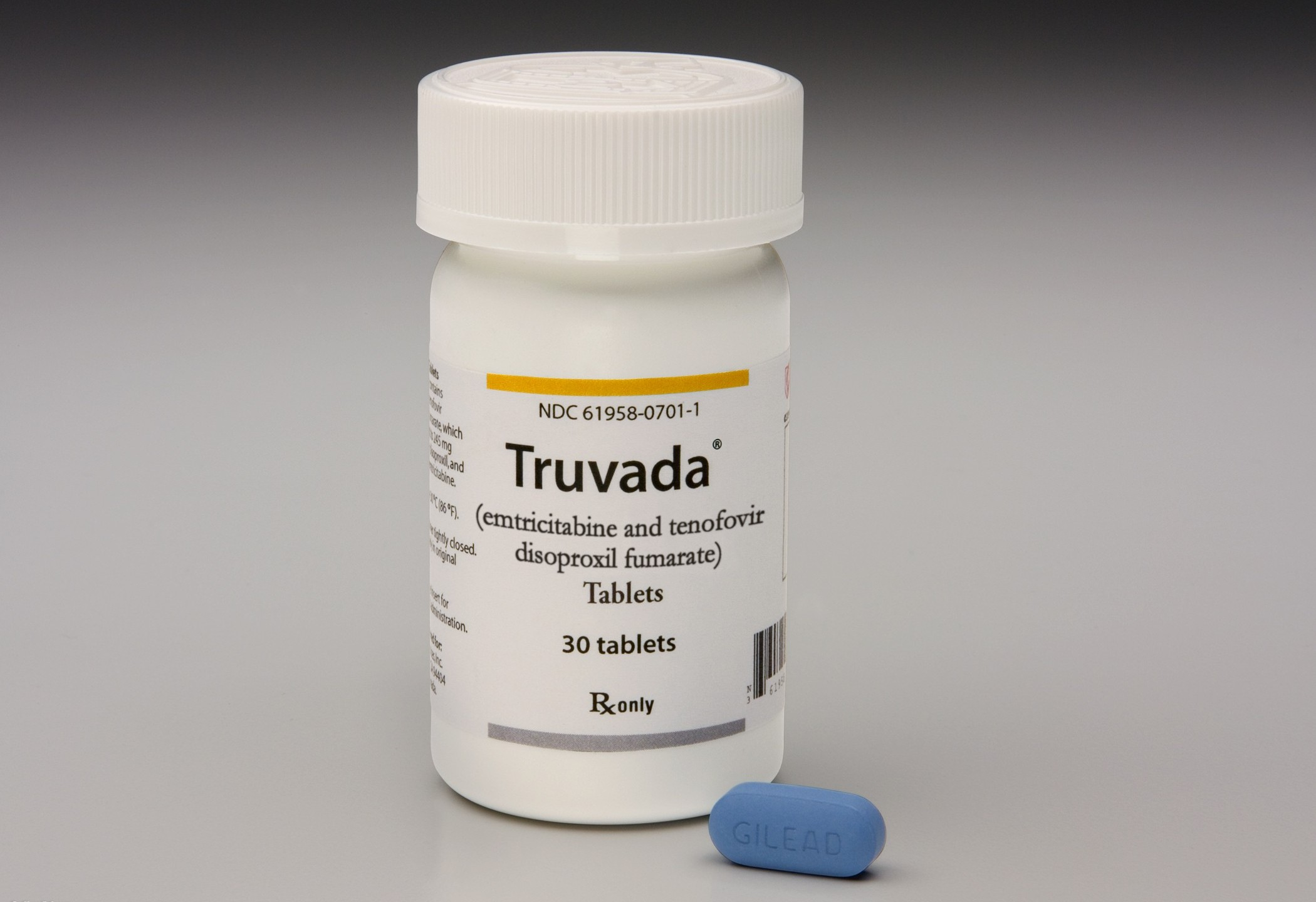 HIV medication Truvada_102290