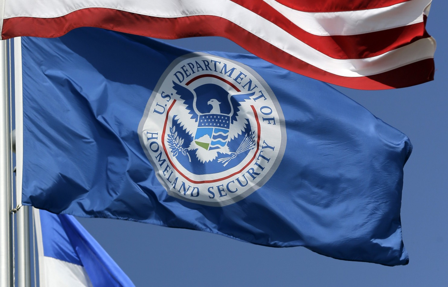 homeland security flag_80989