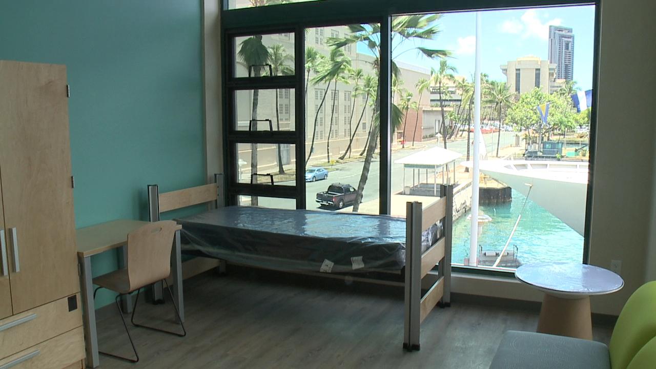 hpu dorm aloha tower_99336