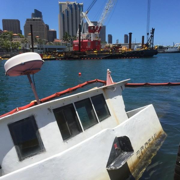 sunken fishing boat judy K_102767