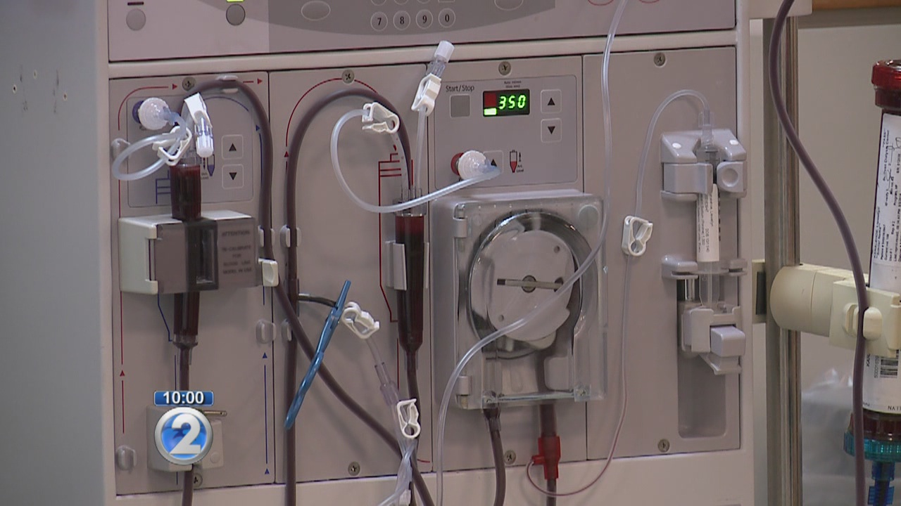 State wins millions against dialysis company
