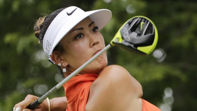 Womens US Open Golf Michelle Wie_107862