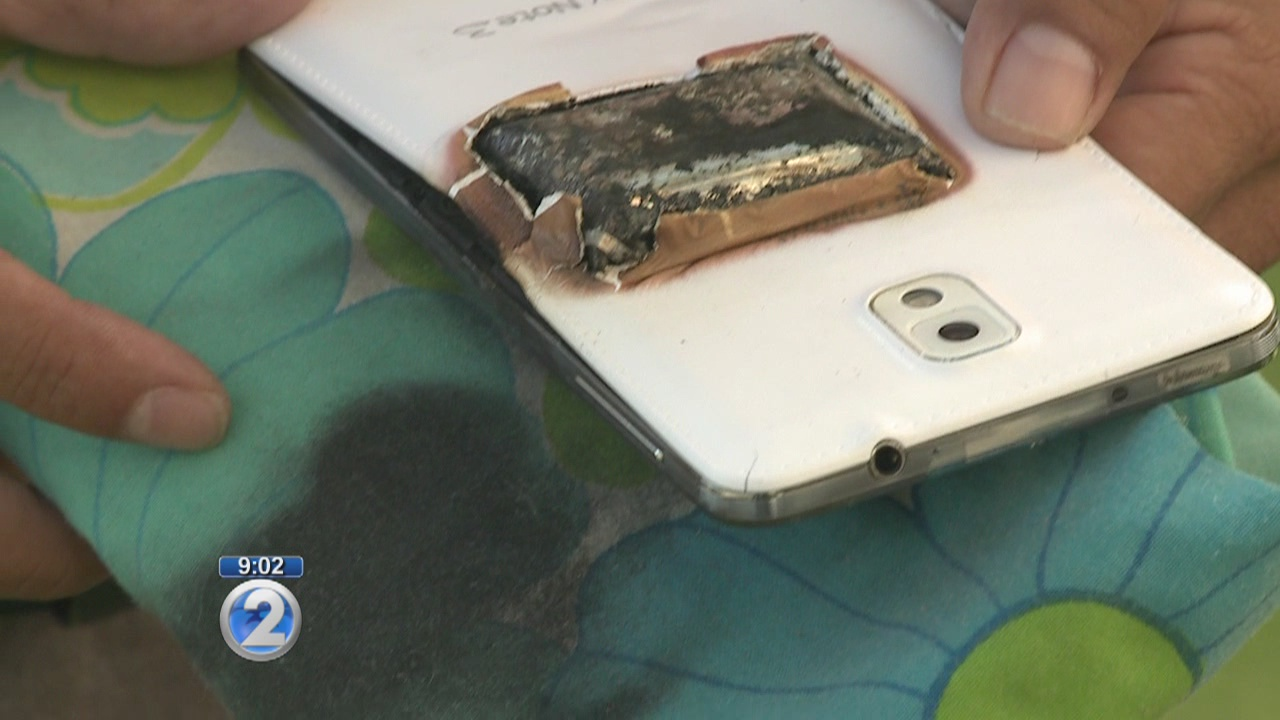 Your batteries could start a fire, how to spot the warning signs