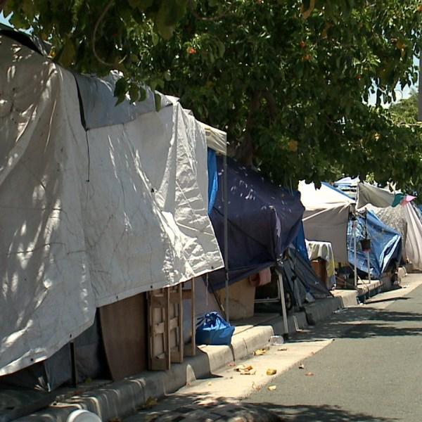 kakaako homeless tent camp_103127