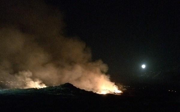 Kona Brush Fire_103474