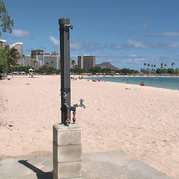 new ala moana beach shower_108300