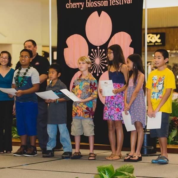 63rd Haiku winners Kahala Mall_116039