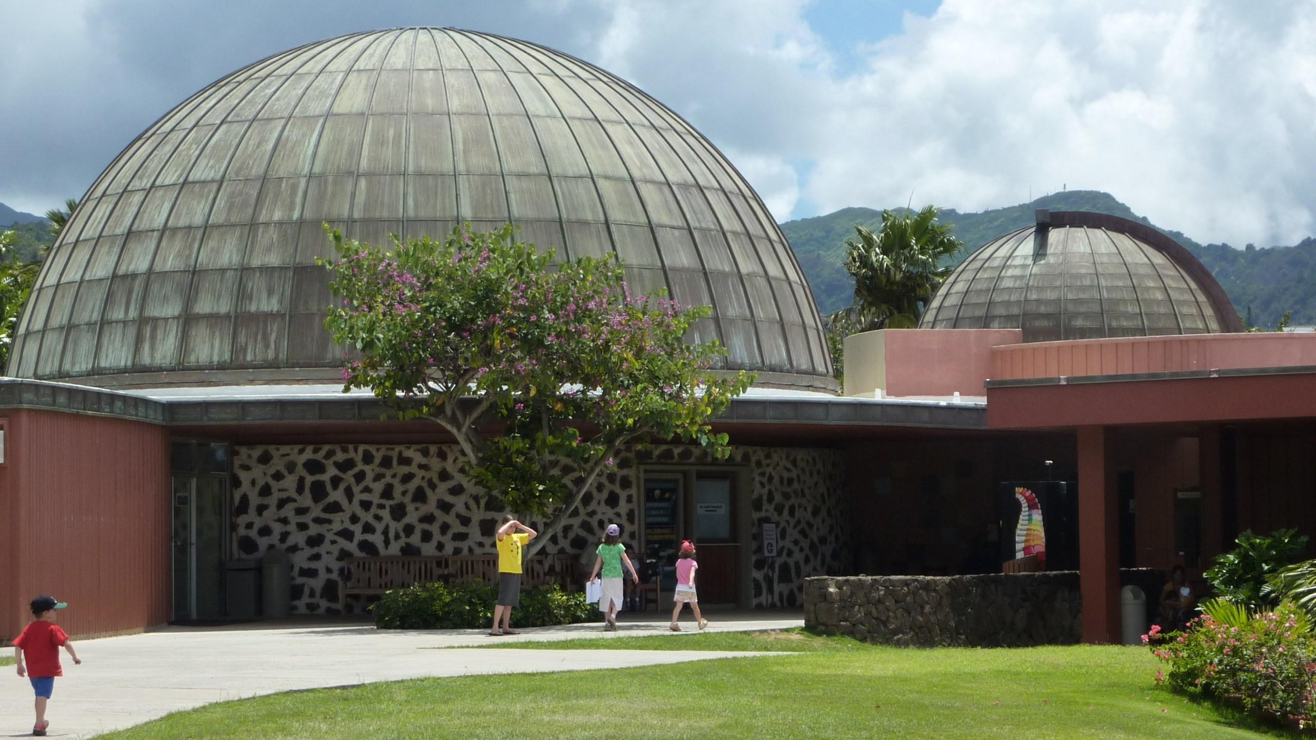 BM Planetarium courtesy Bishop Museum_117757