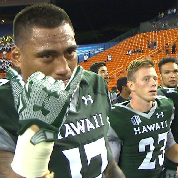 HAWAII #17 CRYING NORM CHOW HUGS_115805
