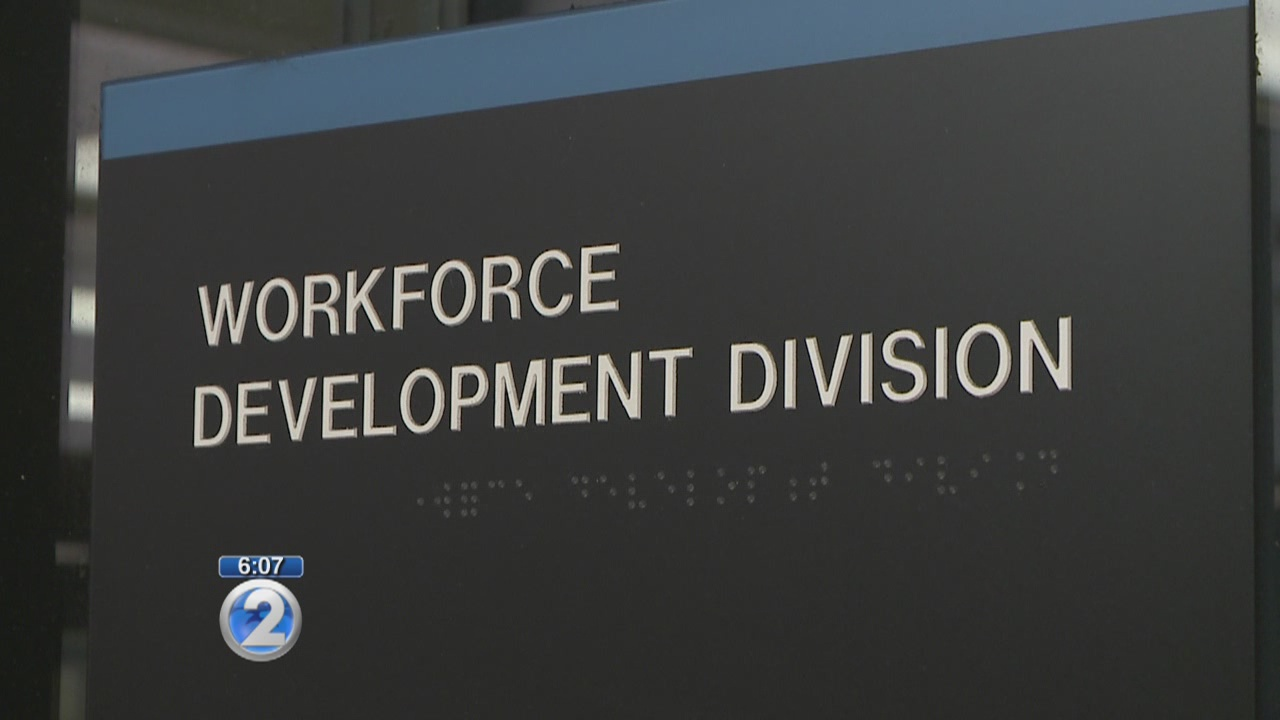 Labor department to lay off 9 workers as unemployment drops