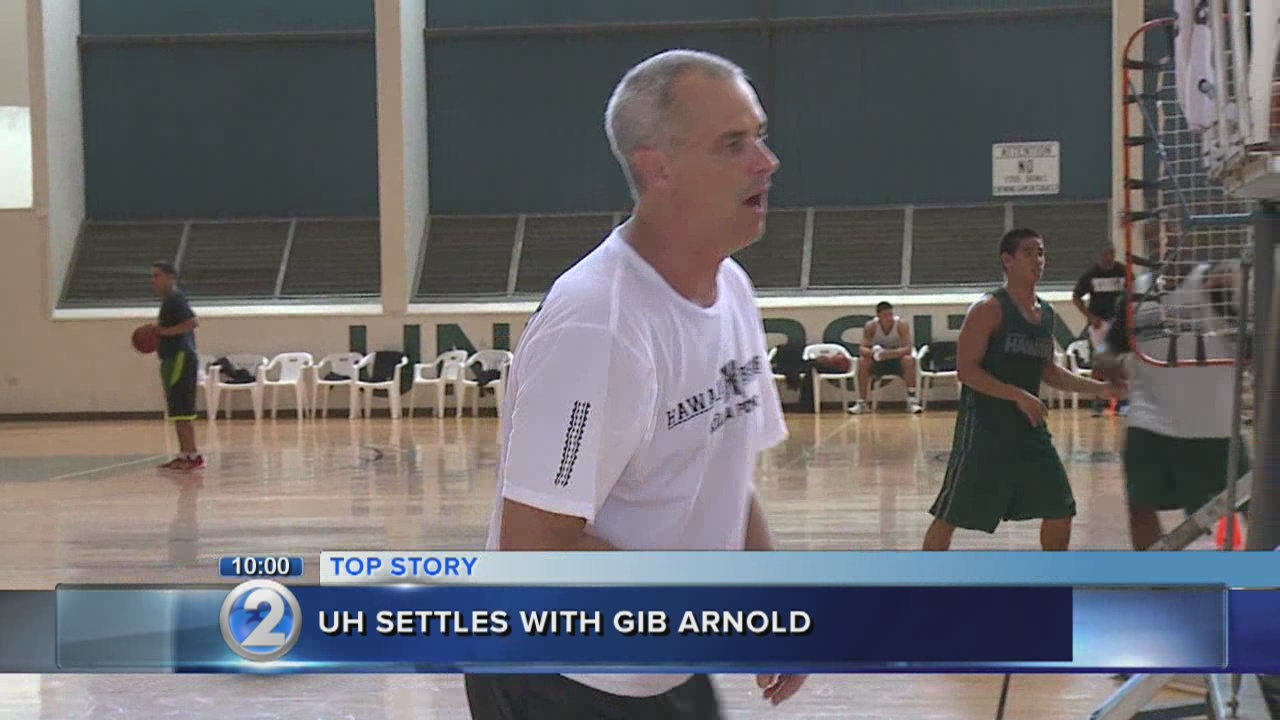 UH announces $700,000 settlement with former men's basketball coach