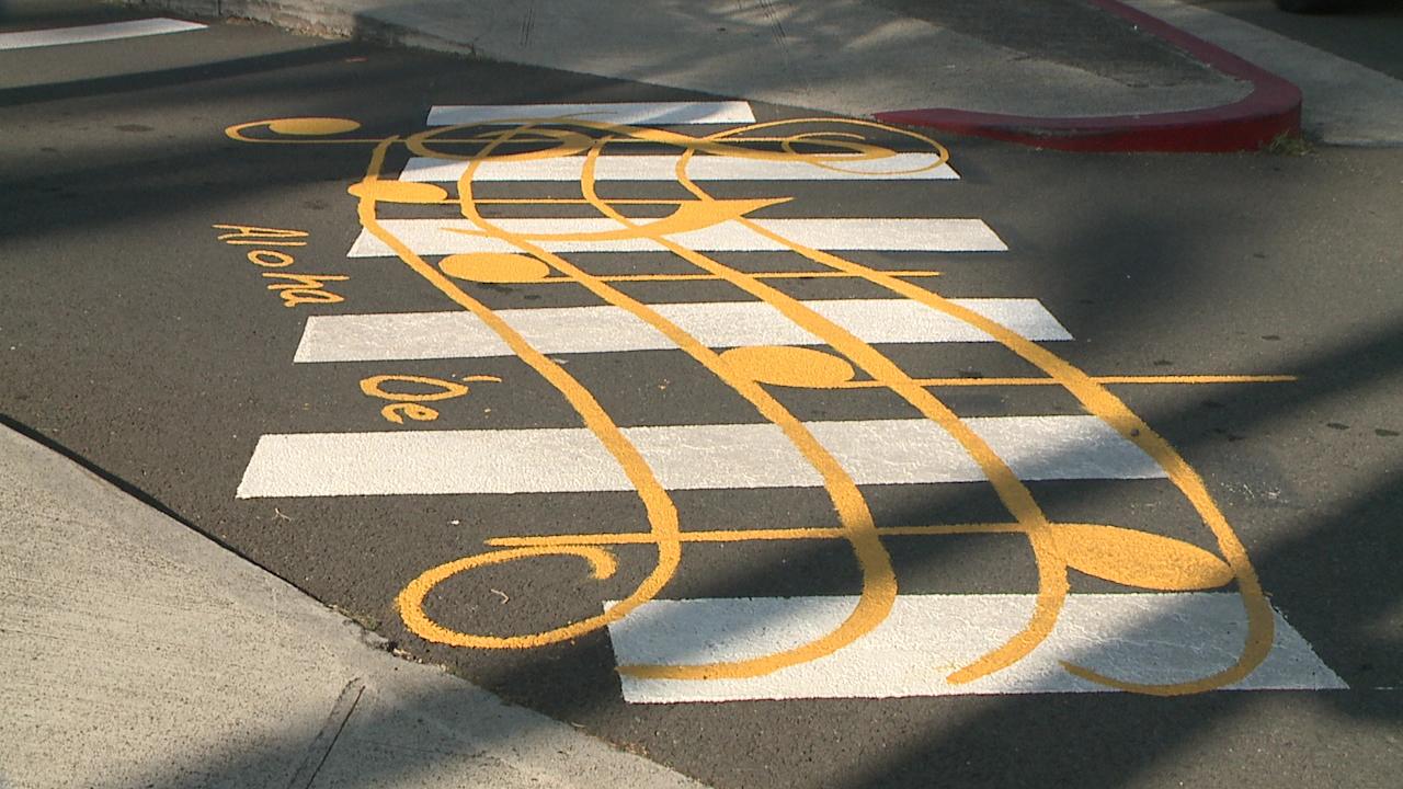 aloha oe music notes crosswalk blaisdell_122643
